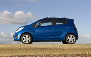 Chevrolet Spark 2010 2010 Chevrolet Spark Widescreen Car Image 16 Of 52