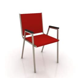 3d Archive Chair by 3d Quot Oficina Quot Office Furniture Stackable Chair 3d Model For Interior 3d Visualization