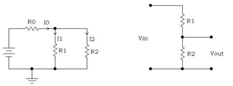 resistance ratio diode dc circuits