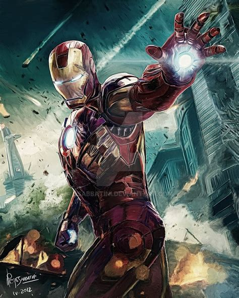 film marvel iron man iron man avengers film by dsabbatini on deviantart