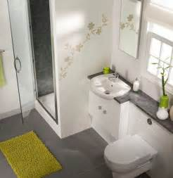 Tiny Bathroom Decorating Ideas small bathroom green color