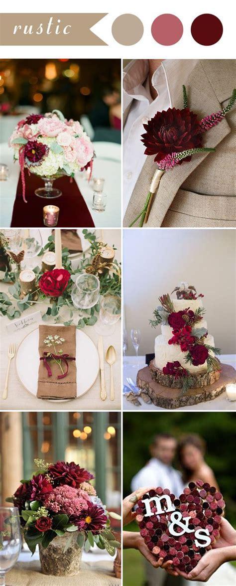 Perfect Burgundy Wedding Themes Ideas for 2017   Wedding Ideas