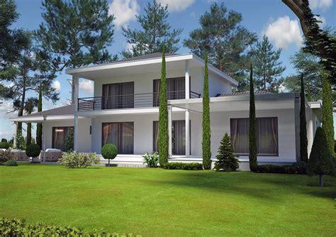 Architecte Salon De Provence by Villa Contemporaine 150 M2 Etage Mod 232 Le Pinede Salon