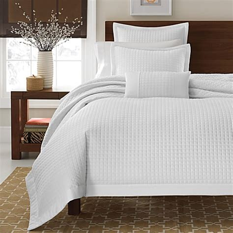 real simple coverlet real simple 174 retreat duvet cover 100 cotton sateen 300