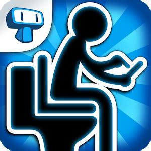 movie bathroom app toilet time minigames to kill bathroom boredom android