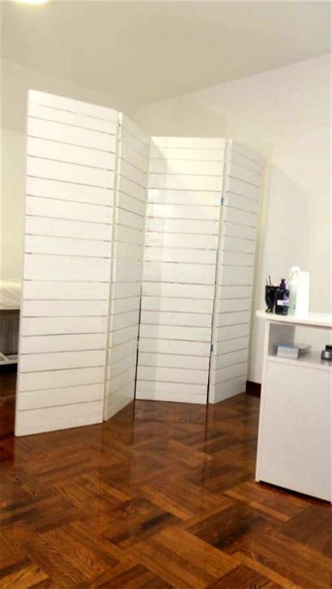 Pallet Room Divider Pallet Room Divider Shelf And Desk For Clinic Pallets Pro