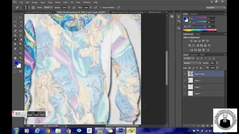 design clothes and earn online how to make a clothing design w photoshop cs6 youtube