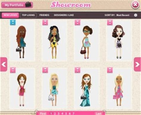 design clothes and sell them games fashion designer online games list