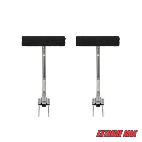 extreme max boat trailer guides extreme max 3005 3837 single post horizontal boat trailer
