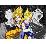Goku Y Vegeta Wallpapers  HD4Wallpapernet