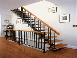 Metal Banisters And Railings 17 Best Ideas About Indoor Stair Railing On Pinterest