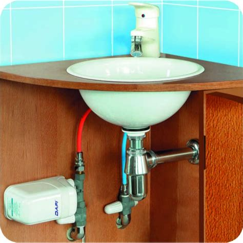 Sink Water Heaters Electric by 4 5kw Dafi Inline Sink Water Heater Tankless