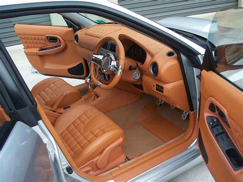 custom leather upholstery for cars blackneedle auto upholstery 04 wrx custom leather