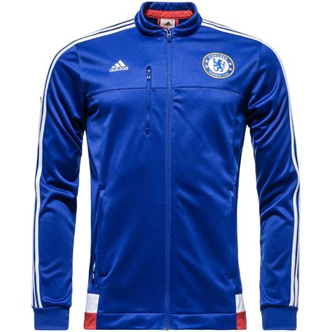 Jaket Windcheater Blue Black Chelsea chelsea jacket anthem blue white power www unisportstore