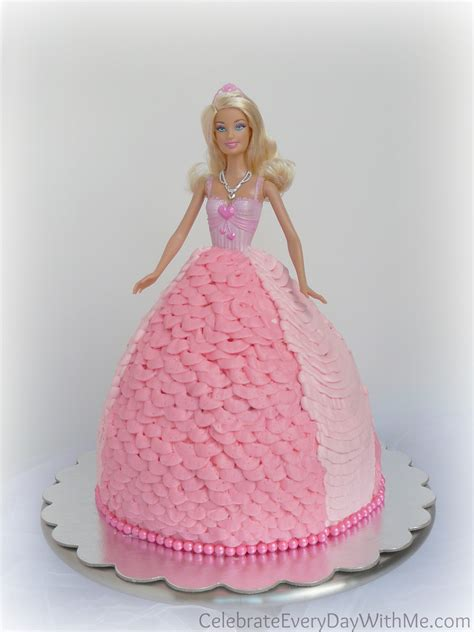 How To Decorate Home For Halloween by How To Make A Barbie Doll Cake Celebrate Every Day With Me
