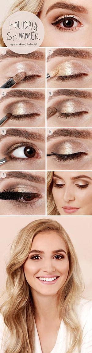 elegant makeup tutorial 6 most glamorous gold smokey eye makeup tutorials