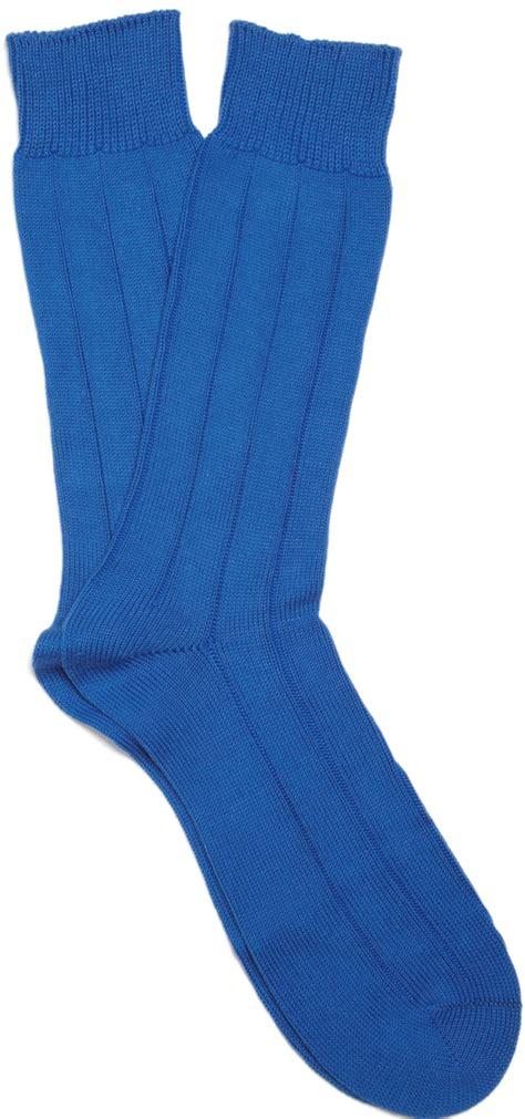 blue socks pantherella blue socks proper magazine