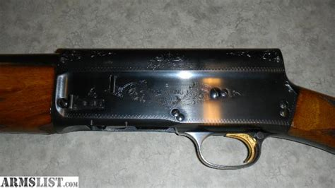 Armslist For Sale Belgium Made Browning Light Twelve