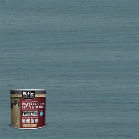 behr premium redwood semi transparent wood deck
