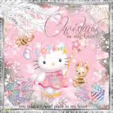 merry christmas  kitty pictures p    blingeecom