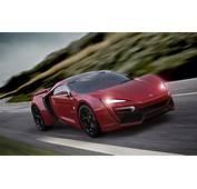 Motors Lykan HyperSport Concept Car Dreamcar Supercar