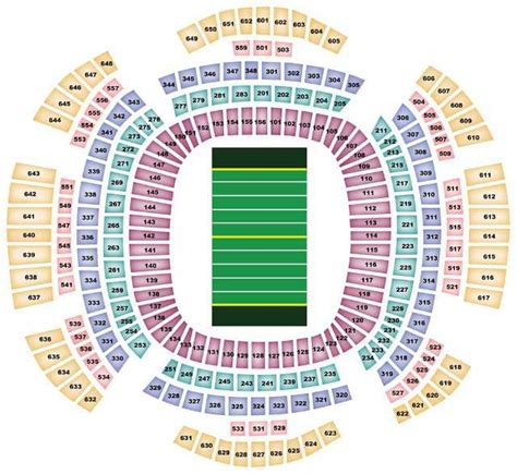 saints superdome seating map new orleans saints seating chart saintsseatingchart