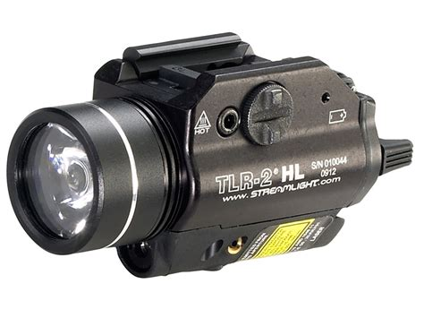 Streamlight Weapon Light by Streamlight Tlr 2 Hl Weapon Light Led Laser 2 Cr123a