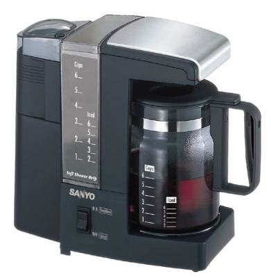 sanyo coffee maker