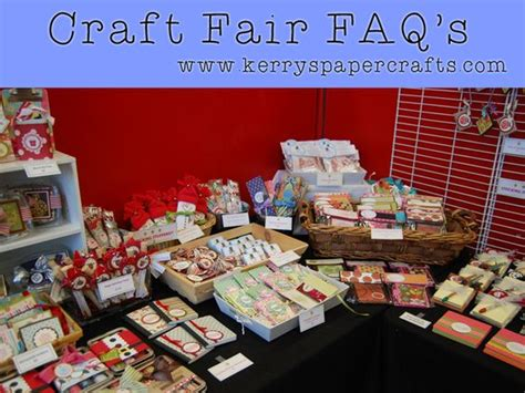 paper craft ideas for craft fair craft fairs crafts and tips on