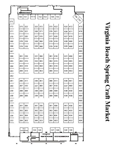 market floor plan virginia craft market floor plan events