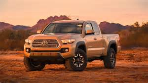 Toyota Trd Offroad Toyota Tacoma Trd Road 2016 Wallpapers 1920x1080