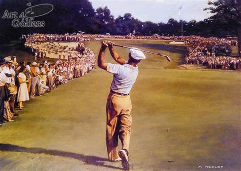 us swing open famous ben hogan golf quotes quotesgram