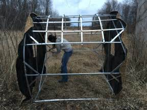 hay bale blind gear review blinds outfitter hay bale blind
