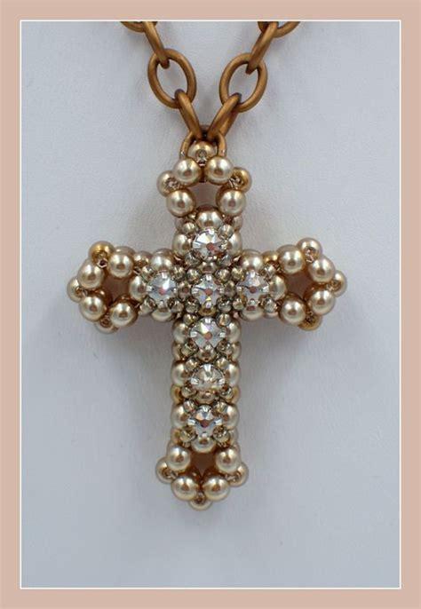 1000 ideas about beaded cross on beaded cross