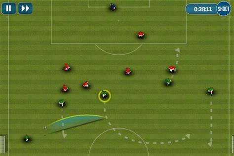 football for android iphone smash fluid football now out for android eurodroid