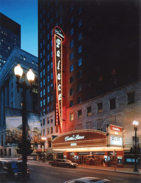 cadillac place chicago cadillac palace theatre broadway in chicago