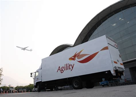 property boosts agility profits but freight is flat ǀ air cargo news