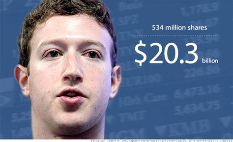 billionaire mark zuckerberg facebook s new billionaires mark zuckerberg 1 cnnmoney