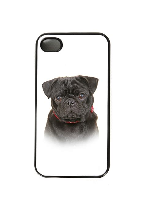 pug phone black pug phone cover for various models i pugs