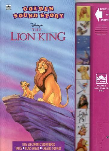 libro library lion the lion king golden sight n sound book disney wiki fandom powered by wikia