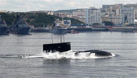 russian spy boat fears russian spy submarine threatened fishing vessel off