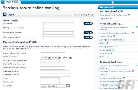 Apartment Application Asking For Bank Account Number Barclays Bank Account Number On Card