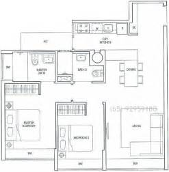 2 Bedroom Condo Floor Plan Flamingo Valley Floor Plans Singapore Condo Sale