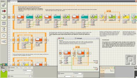 tutorial for programming the lego mindstorms nxt nxtide