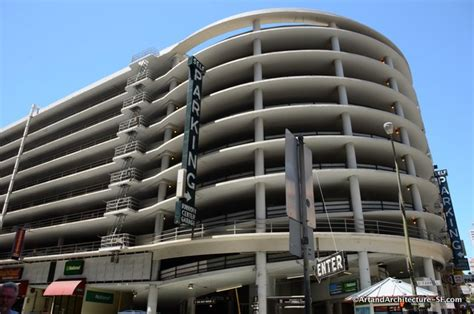 The Parking Garage by Spiral Parking Garage And Architecture From
