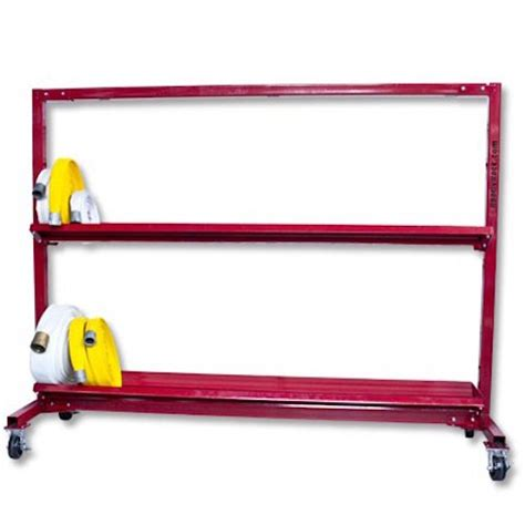 Hose Storage Rack by Two Tier Hose Rack 8 Foot