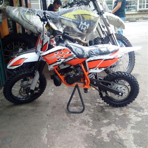 Motor Trail Mini Se 50cc Gazgas jual trail mini 50cc 2tak matic merk gazgas rp 8 400 000
