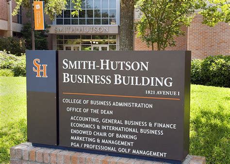 Shsu Mba Admission Requirements by Shsu Business School Ranked In Top Three In