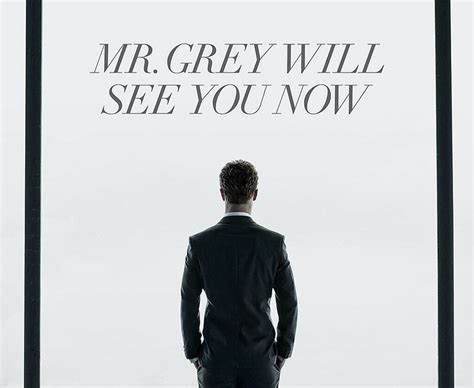 fifty shades of grey poster first look 2014 jamie fifty shades of grey movie poster christian grey in