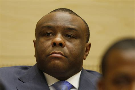Be Mba by Jean Bemba Found Guilty Afrika News